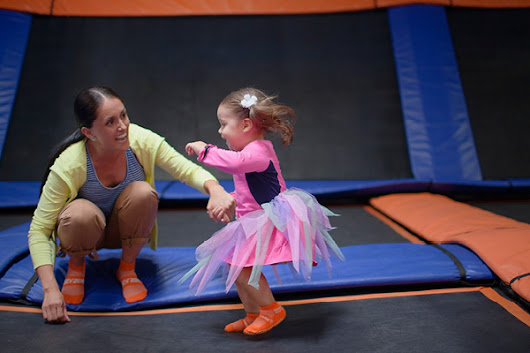 FREE Sky Zone Time for Toddlers in November - Real Housewives of Minnesota