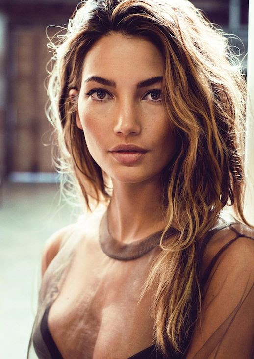 LE FASHION BLOG BEAUTY INSPIRATION BOLD EYEBROWS MODEL LILY ALDRIDGE TATLER UK MAGAZINE PHOTOGRAPHER MARC HOM MAY 2013 SHEER SWEATER TOP BRA LINGERIE VICTORIAS SECRET MODEL WAVY HAIR HIGHLIGHTS BEACHY WAVES OMBRE BALAYAGE  ACCENTED GROOMED BROWS photo LEFASHIONBLOGBEAUTYINSPIRATIONBOLDEYEBROWSMODELLILYALDRIDGETATLERMAGAZINE.jpg