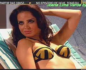 Joana Lima Verde sensual