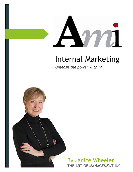 Internal Marketing, Unleash The Power Within!