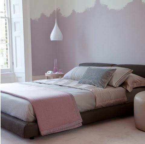 Style Bicolore Ou Lart Du Mur à Moitié Peint Marchand De Sable