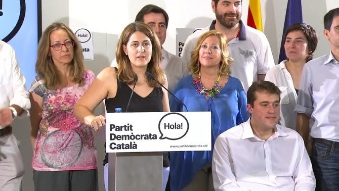Marta Pascal, nova coordinadora general del PDC