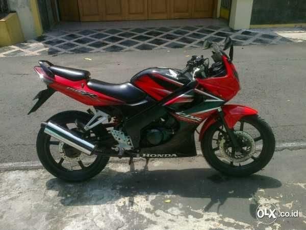 Modifikasi Motor Cbr 150 Old Thailand