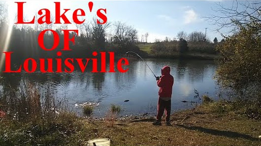 Fishing videos tv google for Fishing in louisville ky