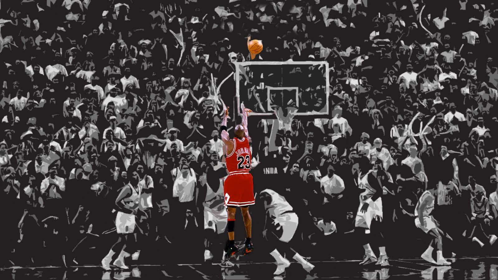 Michael Jordan HD Wallpapers  Wallpaper Cave