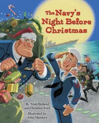 The Navy's Night Before Christmas by Christine Ford