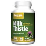 Jarrow Formulas (150 Mg) Silymarin 80% - 100 Capsules - Digestion & Super Foods - Cleanse & Detox