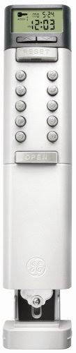 Gray GE Security 001872 Digital Designer Key Safe with Electronic Time Stamp