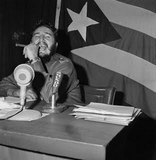 "Amigos, Ahmadinejad and Gadhafi--You chumps! I go up there and I'm ""The Toast of Manhattan!"" Ha-ha!"