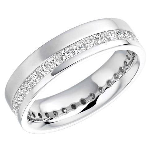 Diamond Wedding Bands for Men   WardrobeLooks.com