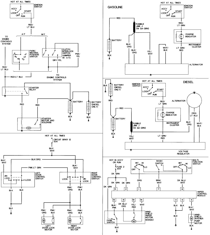 2003 Ford Windstar Vacuum Hose Diagram