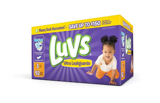 Luvs Ultra Leakguard Diapers with NightLock Plus™ #SharetheLuv  + Coupon #spon