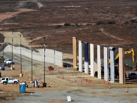 Cards Against Humanity buys part of the US border so Trump can't build his wall