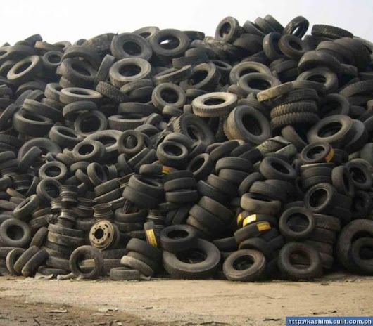 Scrap Tire Reuse: An Environmental Success Story?