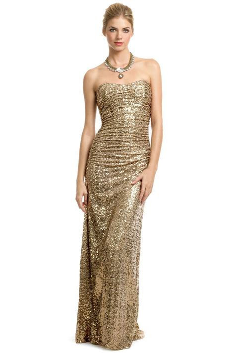 50 best images about Long Gold Bridesmaids Dresses on