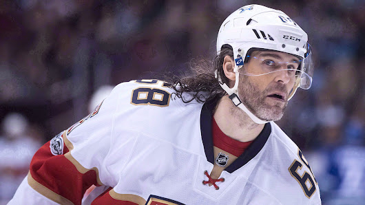 Jagr considering playing in Europe until NHL opportunity emerges - Sportsnet.ca