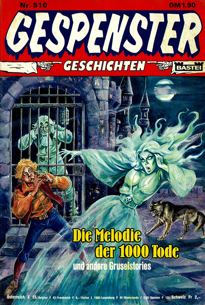 Gespenster Geschichten - 510
