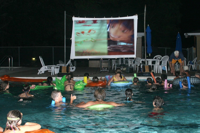 Party Tips – After Dark @ the Premier Summer Pool – Premier Sportsplex