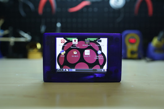 Overview | Touch Pi: Portable Raspberry Pi | Adafruit Learning System