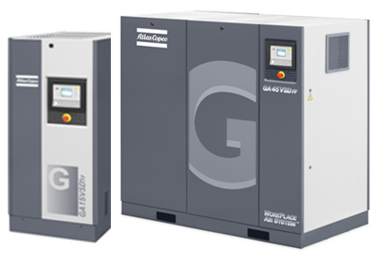 Variable Speed Drive Compressors | Trident Compressed Air