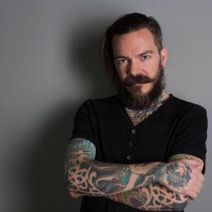 American Crow Tattoo