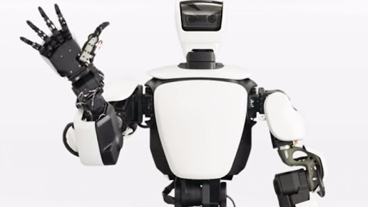Toyota has just announced its own humanoid robot, the T-HR3