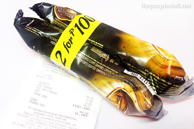 Magnum Gold 2 for P100 SM Supermarkets