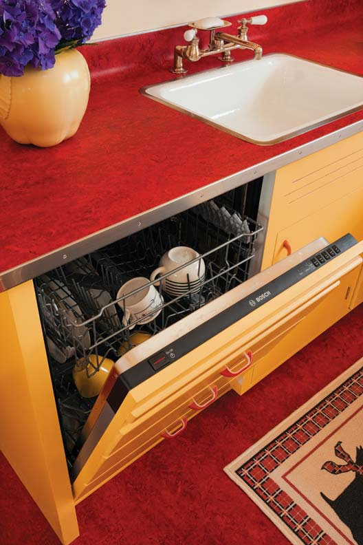 Designing a Retro 1940s Kitchen - Old-House Online - Old ...