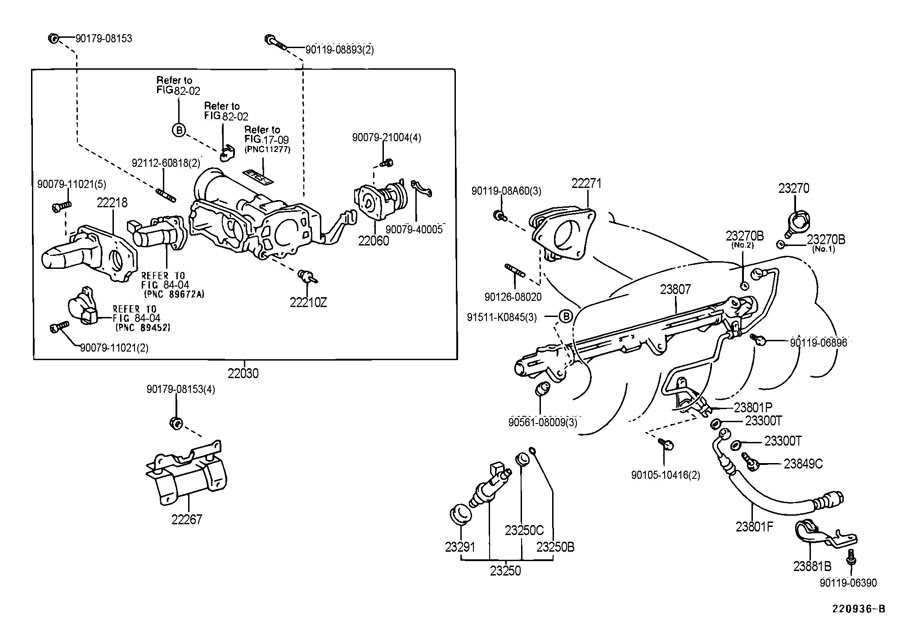 Bestseller: 2001 Lexus Is300 Engine Diagram
