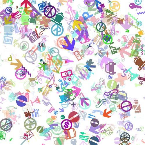 AIGA Symbols by ajstarks