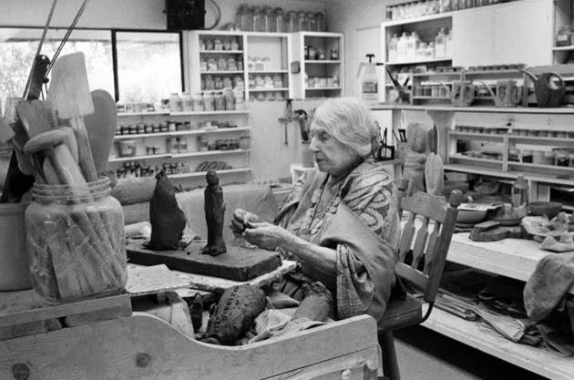 Beatrice Wood.