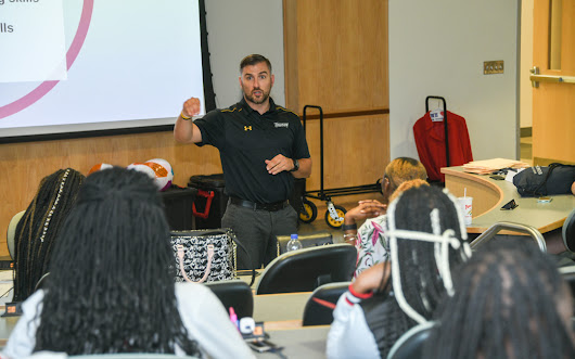 Towson University hosts JA Her Path to Promise