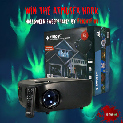 Win Over $750 in Halloween Decorations from AtmosFX - FrightFind