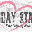 FRIDAY STARS – Your Weekly Must Knows 01/27/17