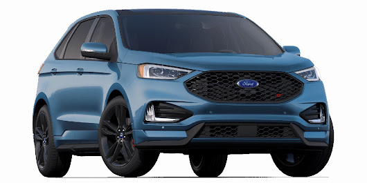 2019 Ford Edge ST Configurator Launches | Ford Authority