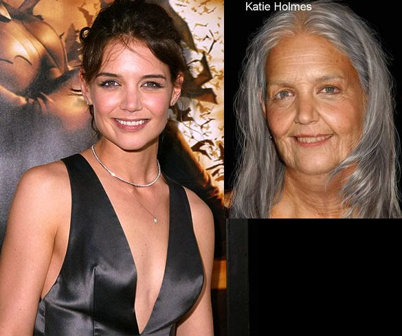 Katie Holmes 60