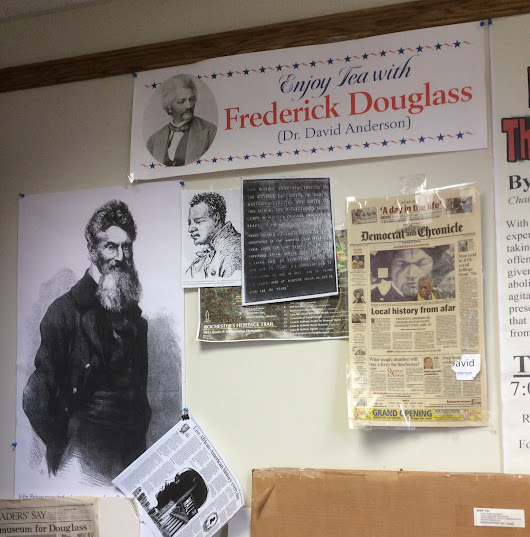New Podcast Episode: Frederick Douglass Rochester NY Sites, Day 2
