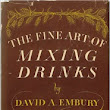 The Fine Art of Mixing Drinks - Wikipedia, the free encyclopedia