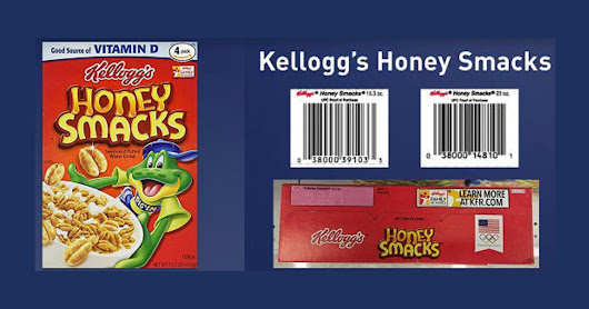 Honey Smacks cereal voluntary recall by Kellogg today -- salmonella risk, latest updates, product information, best buy dates - CBS News