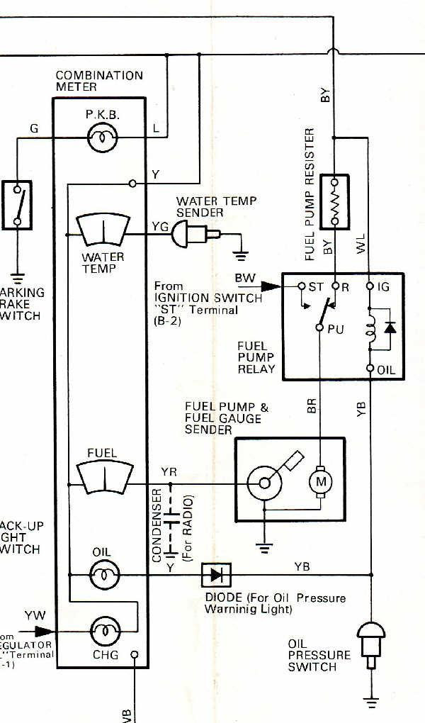 45 Luxury Electric Fuel Pump Relay Wiring Diagram