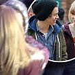 Midnight kiss! Taylor Swift and Harry Styles share a passionate kiss as the clock strikes twelve in Times Square on New Year's Eve