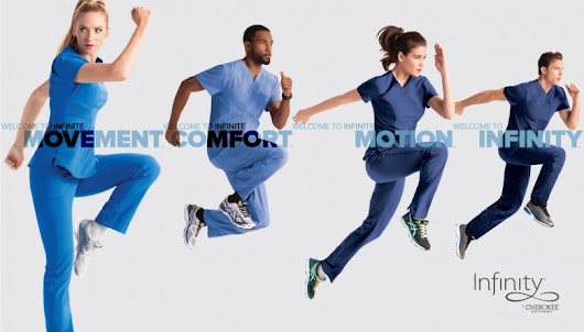 The Lululemon Of Nursing Scrubs? Everything You Need To Know About The Infinity And Luxe Sport Collections From Cherokee Uniforms!