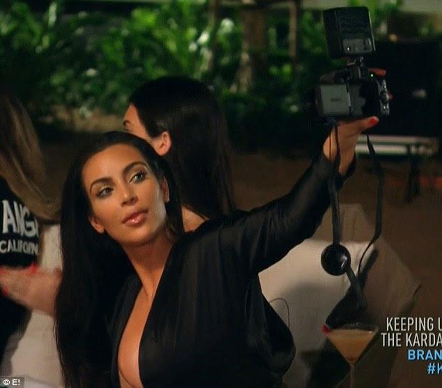 [Video] Brody Jenner Sees Kim Kardashian Nearly Naked
