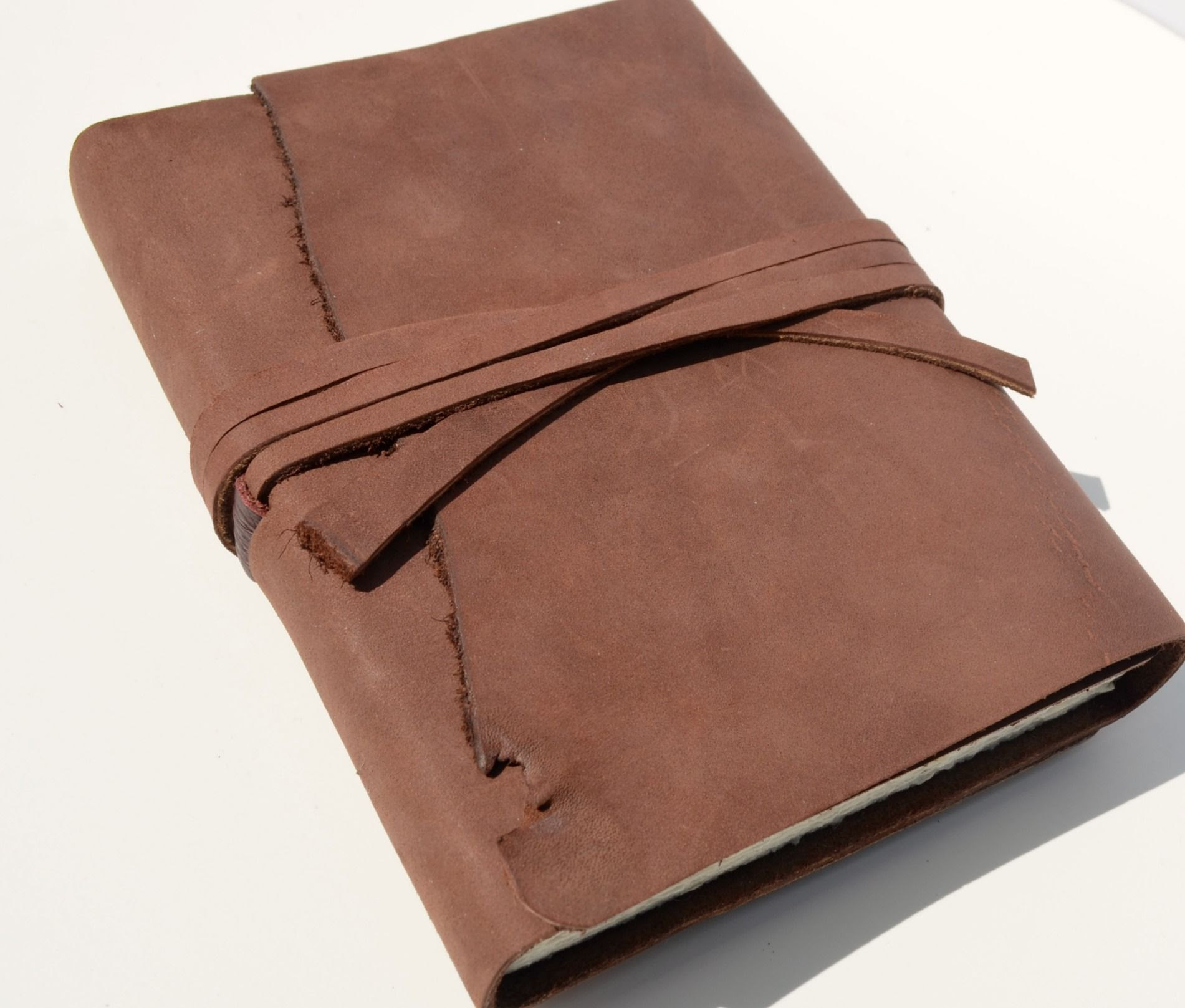 Buy a Hand Crafted Leather Bound Handmade Photography Journal Day ...