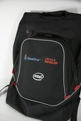 JavaOne Bag, Oracle OpenWorld & JavaOne + Develop 2010