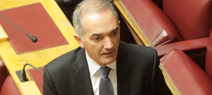 Ο βουλευτής της ΝΔ Μάριος Σαλμάς έκανε μήνυση στον Παύλο Πολάκη για συκοφαντική δυσφήμιση