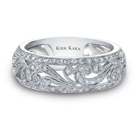 25  Best Ideas about Women's Wedding Bands on Pinterest