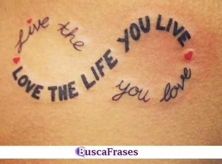 Frases Para Tatuajes De Amor Buscalogratis Es