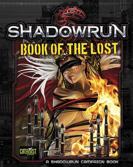 New Shadowrun Releases