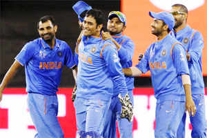 World Cup 2015: Go, show your controlled aggression, says Sachin Tendulkar